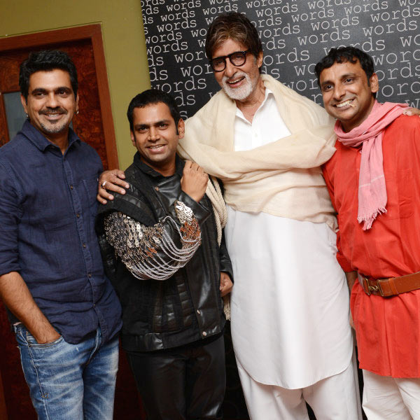 Amitabh Bachchan roots for Filmistaan!