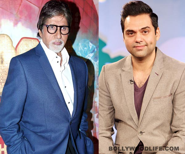 Amitabh Bachchan and Abhay Deol to work in Indo-Chinese production