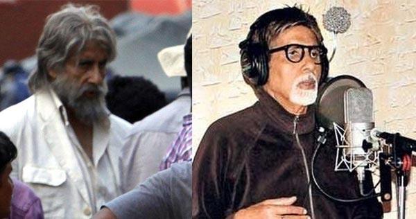 Amitabh Bachchan to sing for R Balki's Shamitabh