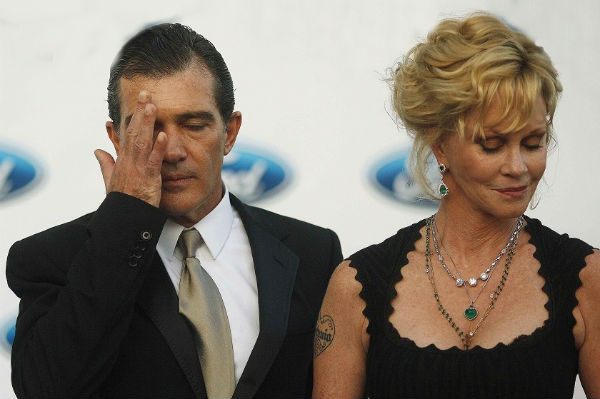 Melanie Griffith ends marriage with Antonio Banderas after 18 years