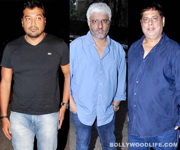 Anurag Kashyap, David Dhawan,Vikram Bhatt react on the new rules laid by Censor Board