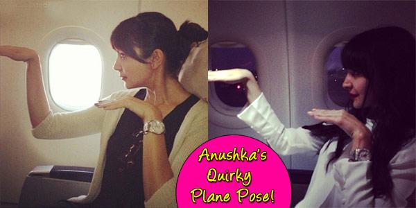 Revealed: Anushka Sharma's whacky side!