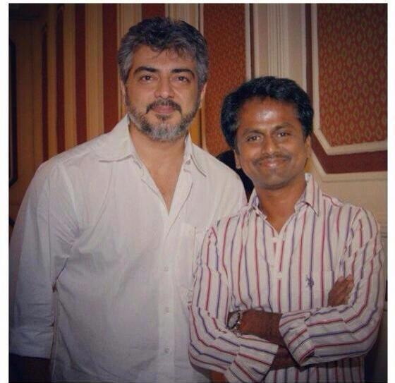 Ajith to team up with AR Murugadoss