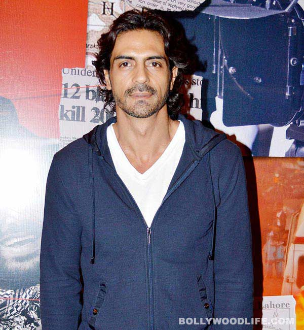 Arjun Rampal planning an exotic holiday?