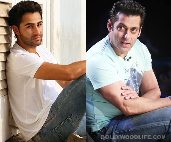 Will Salman Khan take Ranbir Kapoor's cousin Armaan under his wings?