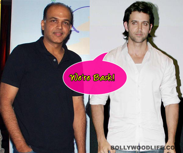 Hrithik Roshan: I am truly excited to work with Ashutosh Gowariker again