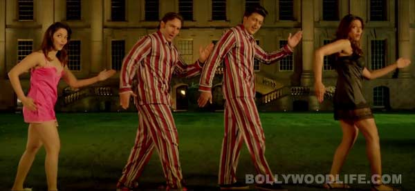 Humshakals song Barbaad Raat teaser: Is Sajid Khan obsessed with night suits?
