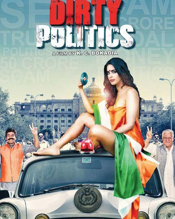 KC Bokadia: Won't change Dirty Politics poster