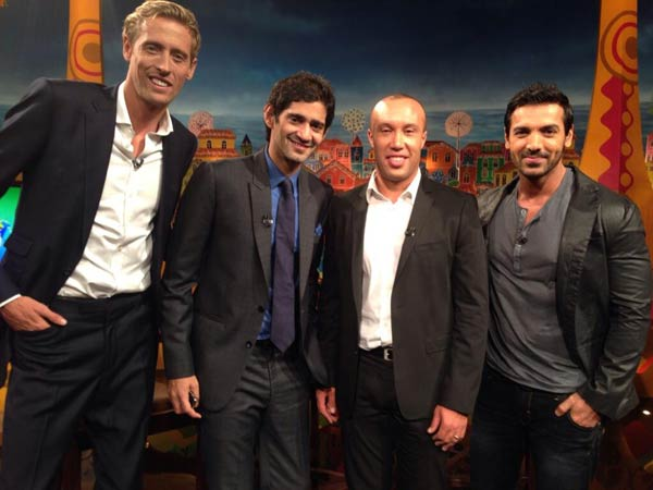 Is John Abraham unfairly criticised for his appearance on FIFA World Cup show?