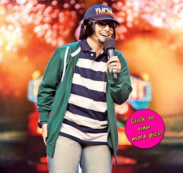 Vidya Balan's new avatar on Entertainment Ke Liye Kuch Bhi Karega - view pics!