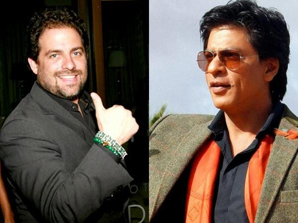 Hollywood actor Brett Ratner wants to work with Shah Rukh Khan