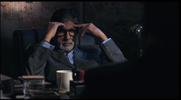 Amitabh Bachchan unsure about Yudh?