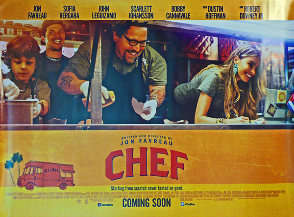 Chef movie review: Dustin Hoffman and Jon Favreau bring together a palatable feel-good film with rib-tickling humour
