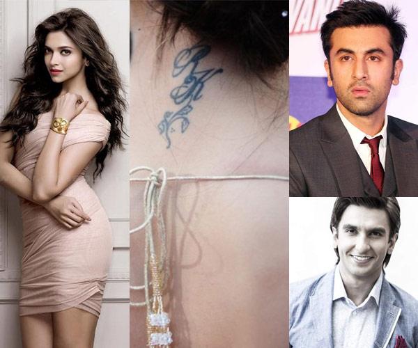 After Ranbir Kapoor, Deepika Padukone to get a tattoo for Ranveer Singh?