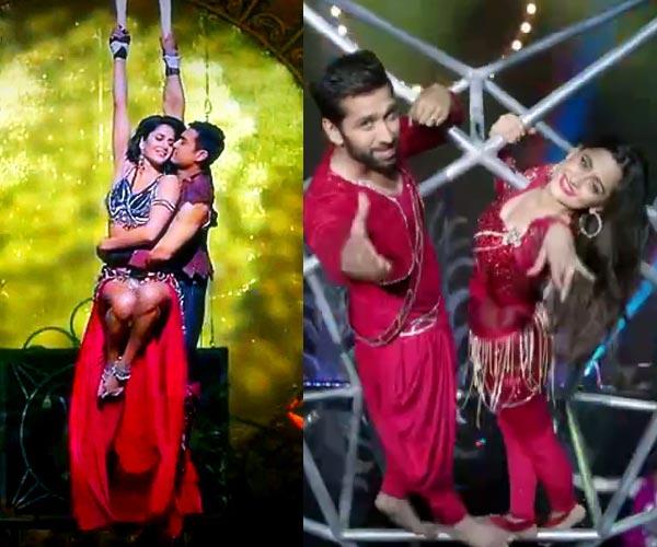 Ek Hasina Tha actor Sanjeeda Sheikh and Nakuul Mehta to do a Katrina Kaif and Aamir Khan act on stage – watch video!
