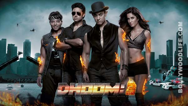 Aamir Khan's Dhoom:3 to release in China