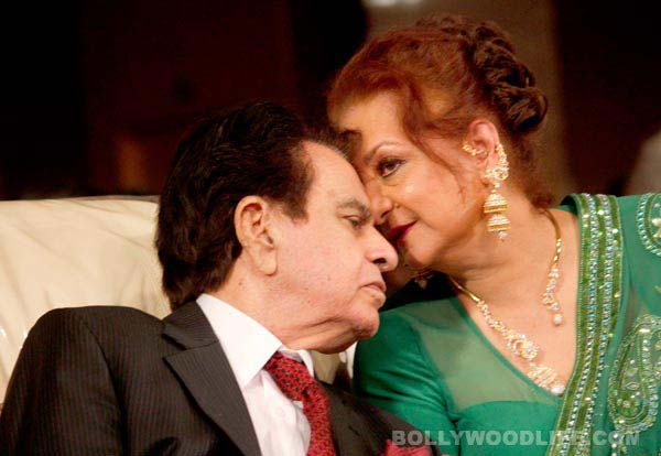Why did Dilip Kumar refuse to work onscreen with wife Saira Banu?