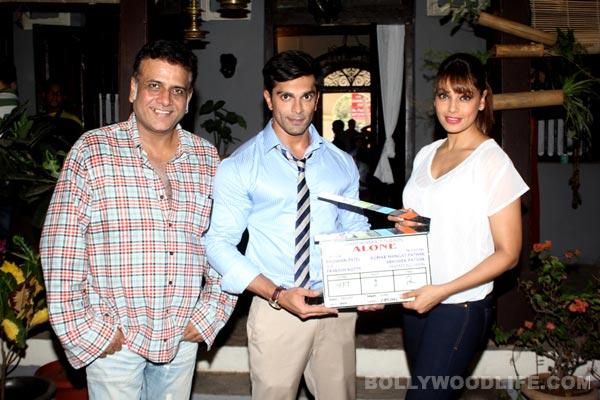 Karan Singh Grover begins shooting with Bipasha Basu for his big Bollywood debut - View pics!