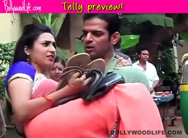 Yeh Hai Mohabbatein: Raman can't keep his hands off Ishita - watch video!