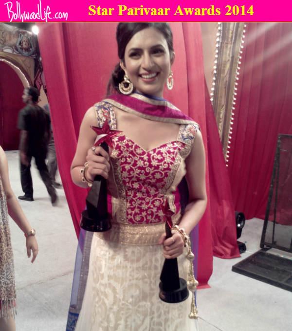 Star Parivaar Awards 2014: Yeh Hai Mohabbatein's Ishita bags four awards!