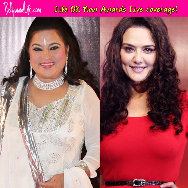 Life OK Now Awards: Dolly Bindra lashes out at Preity Zinta!