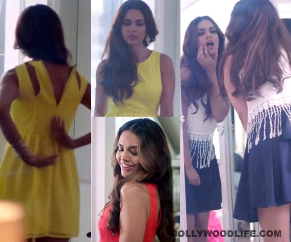 Is Esha Gupta the biggest shopaholic in Bollywood? Watch video!