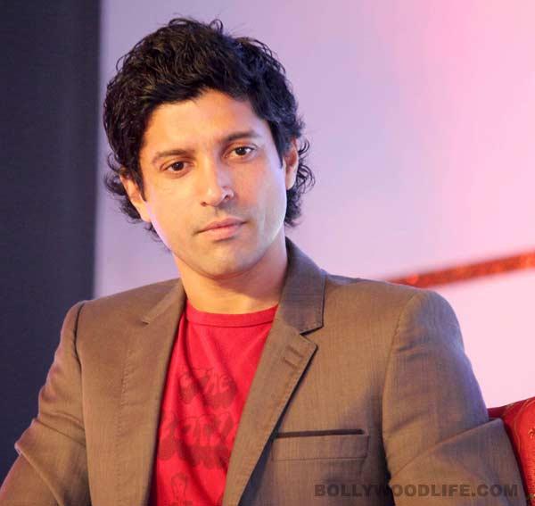 Why is Farhan Akhtar feeling nostalgic?