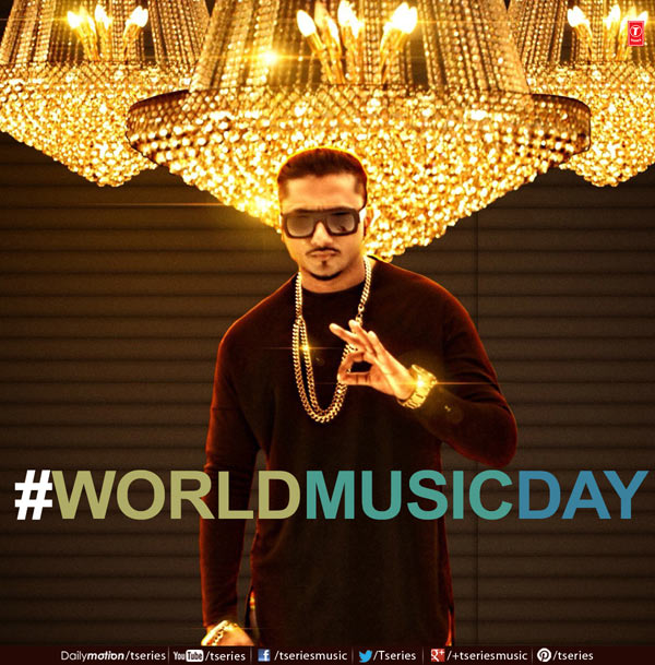 Yo Yo Honey Singh's special treat for his fans on World Music Day!