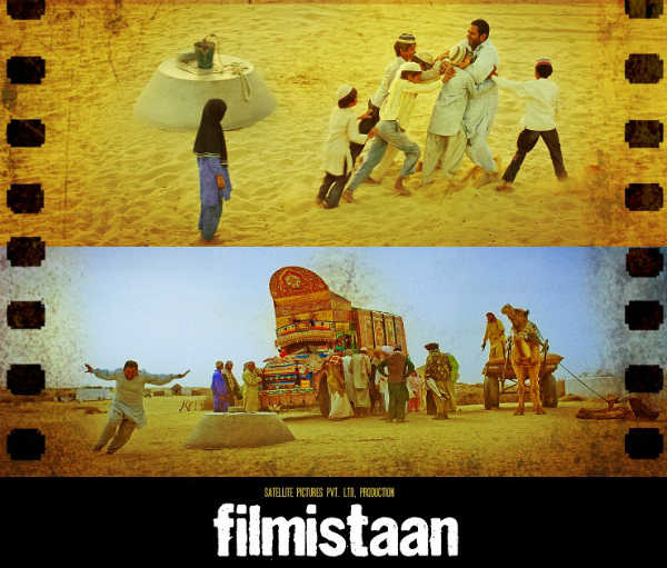 Filmistaan movie review: Crafted for a true Bollywood fan!
