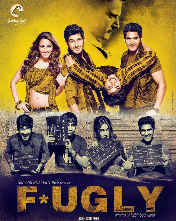 Fugly movie review: Akshay Kumar produces a powerful youth-centric film!