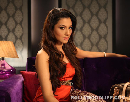 Which is Gauahar Khan's favorite team in FIFA World Cup 2014? Find out!