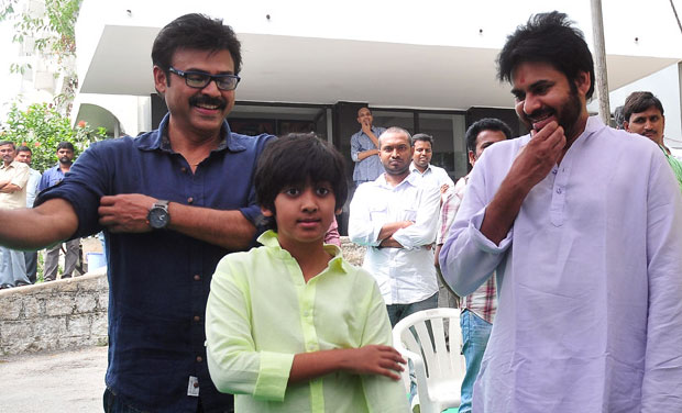 Venkatesh's son to play cameo in Oh My God! Telugu remake