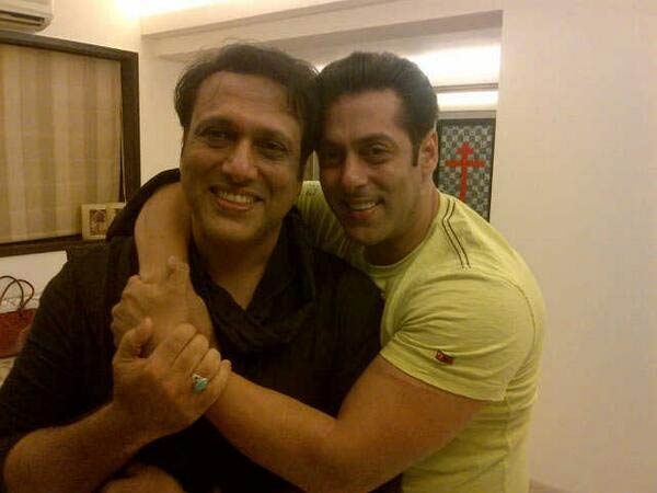 Govinda to star in Salman Khan's next production venture God Only Knows?