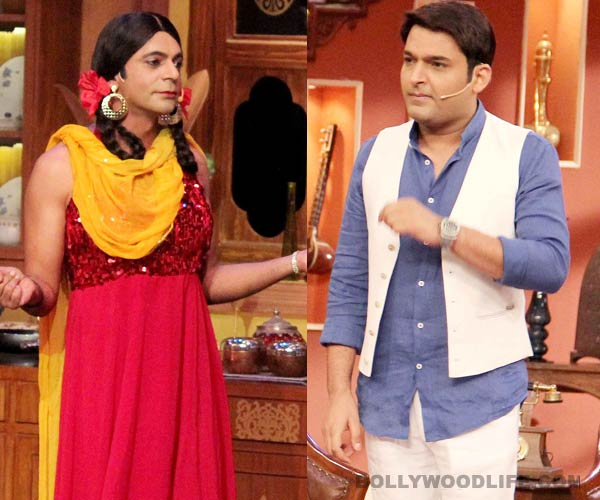 Comedy Nights with Kapil: Did Kapil Sharma go against Colors for good friend Sunil Grover?