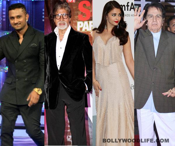 Yo Yo Honey Singh, Amitabh Bachchan, Aishwarya Rai Bachchan, Dilip Kumar – B-town celebs who were declared dead online!