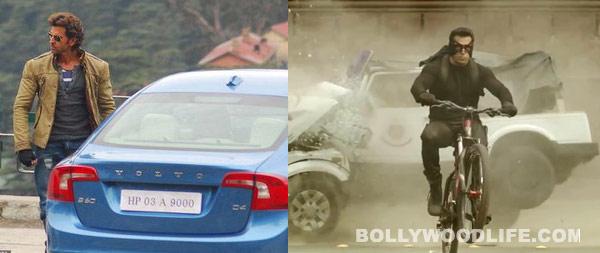 Hrithik Roshan's action in Bang Bang better than Salman Khan's in Kick?
