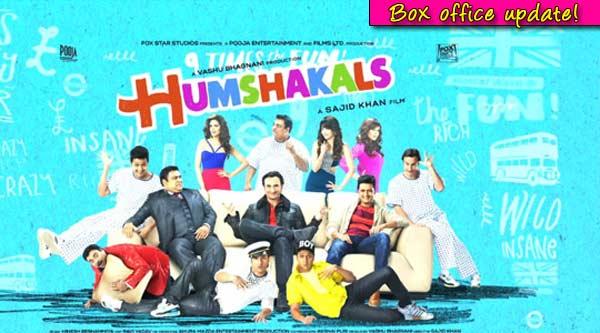 Humshakals box office collection: Sajid Khan's comic caper rakes in Rs 76 crore worldwide