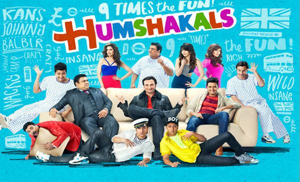 Humshakals to reach the Rs 50 crore mark?
