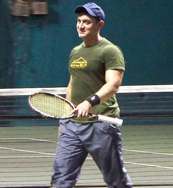 Here's how Aamir Khan is losing weight