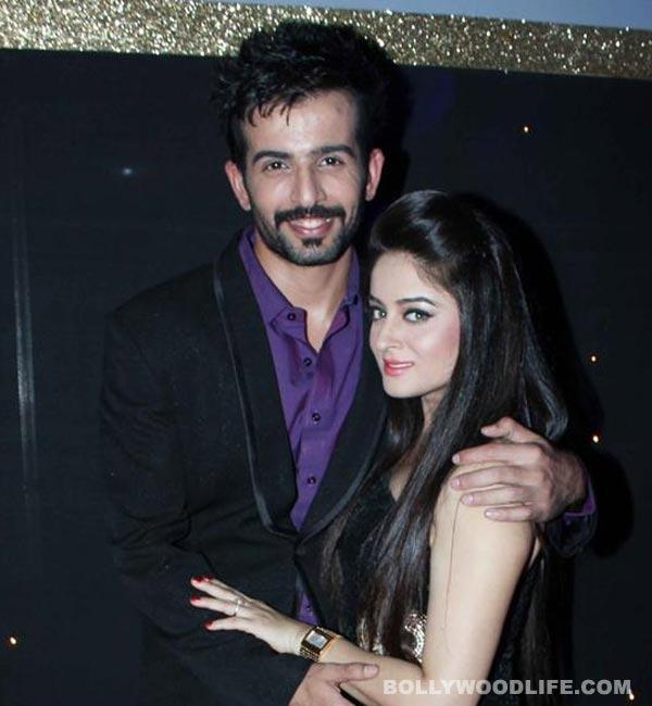 Jay Bhanushali dismisses rumours about rift with wife Mahi Vij