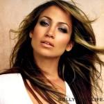 Why is Jennifer Lopez happy after break up?