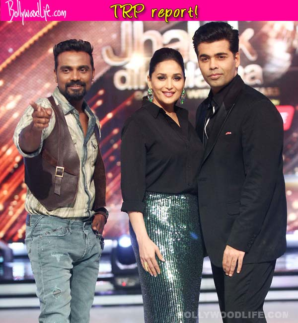 Jhalak Dikkhla Jaa 7 fails to make it to the top 10 list – Read full TRP report!