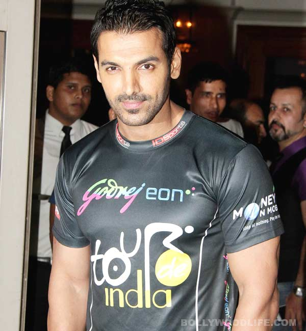 John Abraham: My film 1911 is truly a inspirational football story