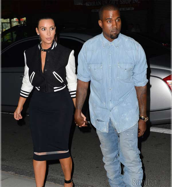 Kanye West and Kim Kardashian excited to plan their daughter North's first birthday