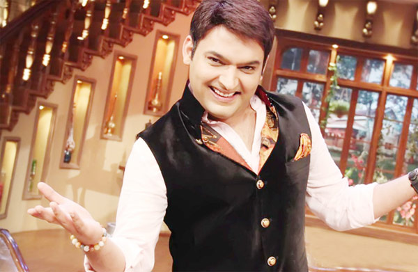 Kapil Sharma frees an elephant!