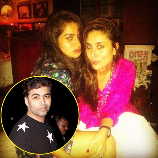 Did Kareena Kapoor patch up with Karan Johar for Shuddhi?