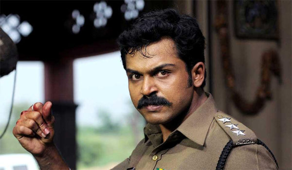 Karthi: I had to let go of the comforts of being a star in Madras