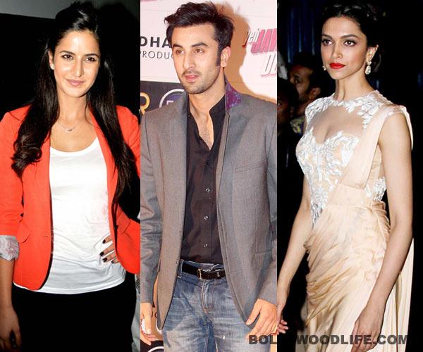 Katrina Kaif reminds Ranbir Kapoor of Deepika Padukone?
