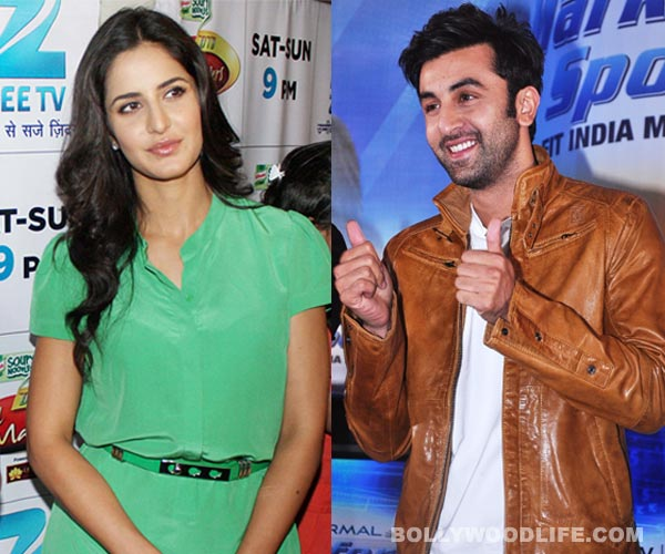 What were Ranbir Kapoor and Katrina Kaif doing in a honeymoon suite in South Africa?