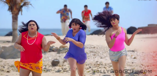 Humshakals song Khol de dil ki khidki: 3 reasons why you must watch this crazy number!